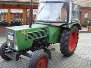 tracteur Fendt FARMER 200S