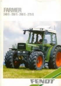 tracteur Fendt FARMER 275S