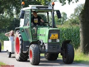 tracteur Fendt FARMER 305LS