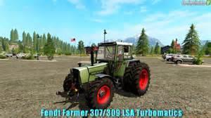 tracteur Fendt FARMER 307