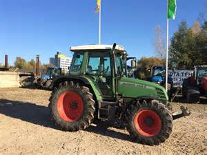 tracteur Fendt FARMER 309C