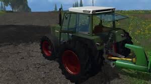 tracteur Fendt FARMER 310