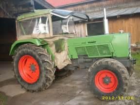 tracteur Fendt FARMER 4S