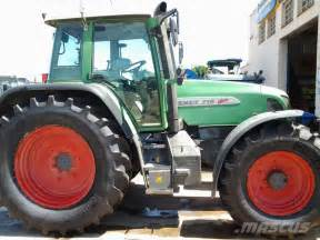 tracteur Fendt FAVORIT 716 VARIO