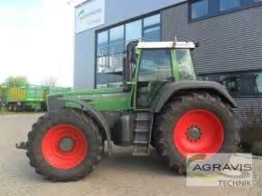 tracteur Fendt FAVORIT 920 VARIO