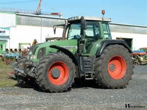 tracteur Fendt FAVORIT 924 VARIO