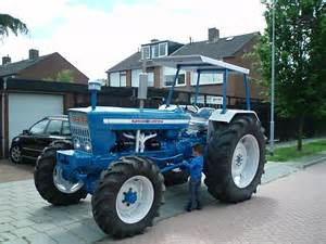 tracteur Ford 5095