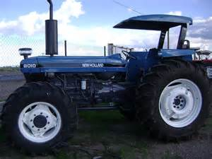 tracteur Ford 8010