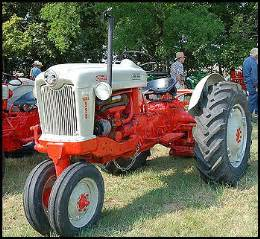 tracteur Ford 950