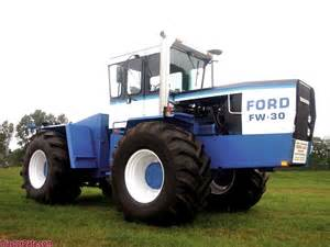 tracteur Ford FW-30