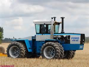 tracteur Ford FW-40