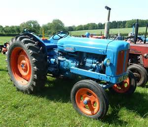 tracteur Fordson FARM MAJOR