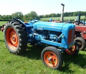 tracteur Fordson FARM MAJOR
