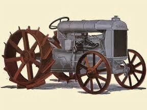 tracteur Fordson FORDSON F
