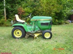 tracteur John Deere 200