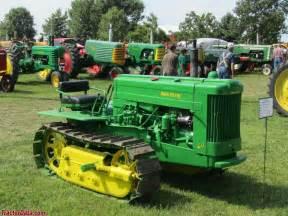tracteur John Deere 40C