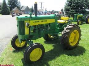 tracteur John Deere 430