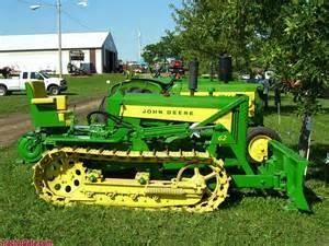 tracteur John Deere 430C