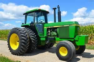 tracteur John Deere 4640
