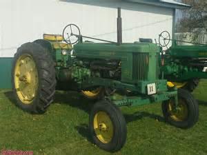 tracteur John Deere 50