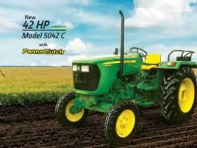 tracteur John Deere 5042C