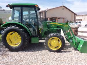 tracteur John Deere 5055E