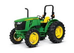 tracteur John Deere 5065E
