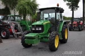 tracteur John Deere 5080M