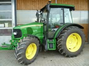 tracteur John Deere 5080R