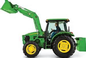 tracteur John Deere 5093E