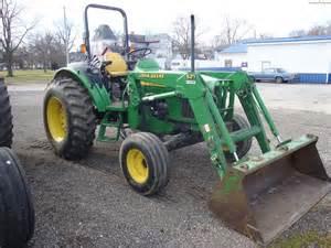 tracteur John Deere 5220