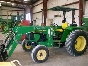 tracteur John Deere 5303