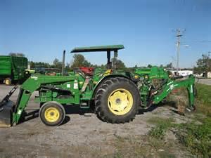 tracteur John Deere 5310
