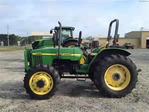 tracteur John Deere 5410_second_modele