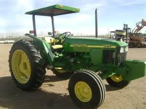 tracteur John Deere 5415