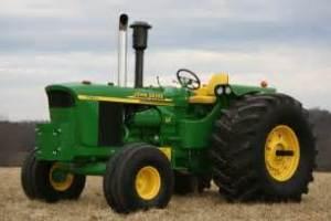 tracteur John Deere 6030