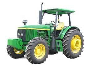 tracteur John Deere 6100B