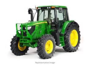 tracteur John Deere 6120M