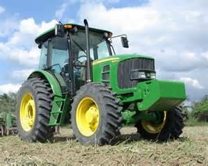tracteur John Deere 6125D