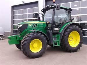 tracteur John Deere 6125R_second_modele