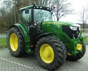 tracteur John Deere 6145R