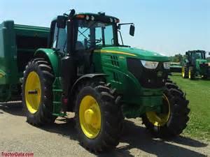 tracteur John Deere 6155M