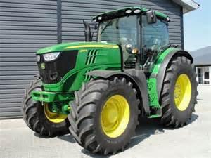 tracteur John Deere 6190R