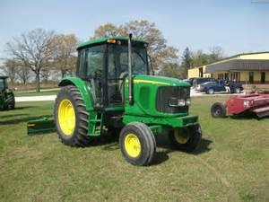 tracteur John Deere 6215