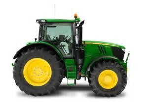 tracteur John Deere 6215R_second_modele