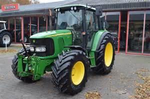 tracteur John Deere 6220