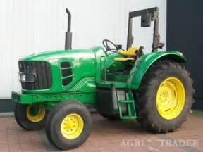 tracteur John Deere 6225