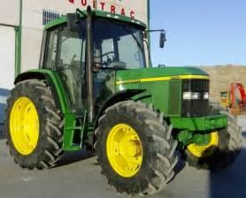 tracteur John Deere 6310
