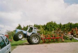 tracteur Landini 13000