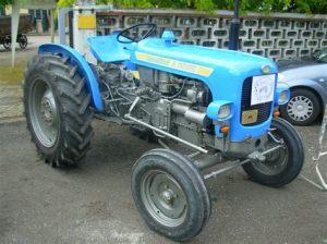 tracteur Landini 5000
